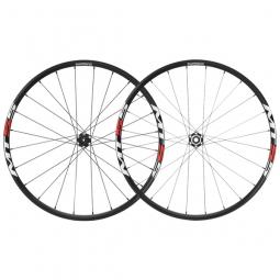 SHIMANO Paire de roues disques MT55 29'' CenterLock 15mm Noir