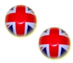 TRIKTOPZ Bouchons de Valves X 2 FLAG UK