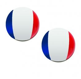TRIKTOPZ Bouchons de Valves X 2 FLAG FRANCE