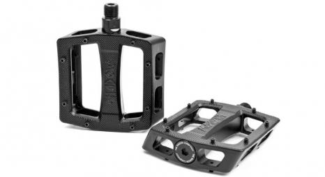 Shadow paire de pedales aluminium ravager sealed noir