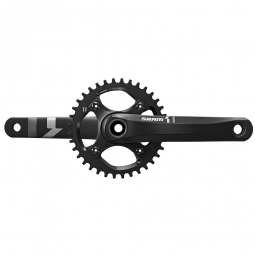 sram pedalier x1 1400 gxp 11v 32 dents 94mm bcd noir 170