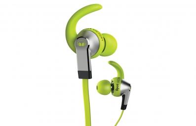 MONSTER Ecouteurs ISPORT VICTORY Vert