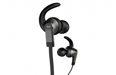 MONSTER Ecouteurs ISPORT VICTORY Noir