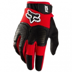 FOX Paire de gants UNABOMBER Rouge