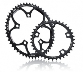 MICHE Compact Chainring Outside BCD 110mm 9/10s Black