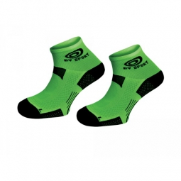 bv sport paire de chaussettes scr one vert 39 41