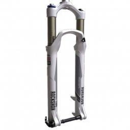ROCKSHOX Fourche REBA 26´´ RL Solo Air 100mm Conique Blanc PushLoc 15 x 100
