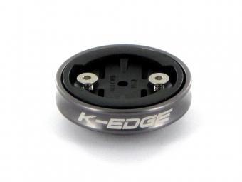 K-EDGE Support  Gravity pour GARMIN Edge Gris