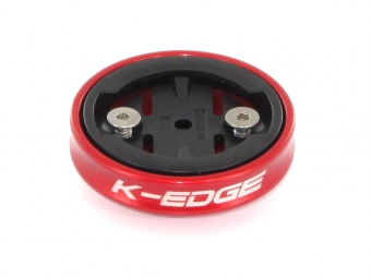 k edge support gravity pour garmin edge rouge