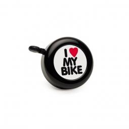ELECTRA Sonnette I LOVE MY BIKE Noir