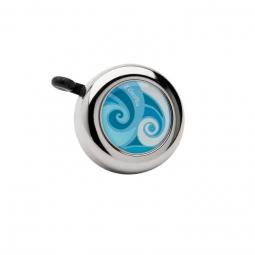 ELECTRA Sonnette COASTER Bleu Silver