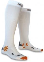 x socks paire de chaussettes bike racing energizer 35 38
