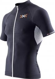 x bionic maillot manches courtes the trick noir l