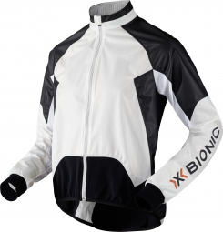 X bionic veste coupe vent spherewind s