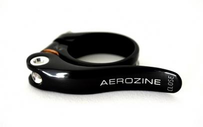 AEROZINE Quick release Seat Clamp Black