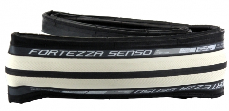VERDESTEIN Tire FORTEZZA SENSO ALL WEATHER 700x23c Foldable Black White
