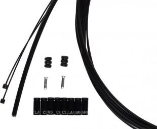 Clarks kit complet cable zero g elite noir