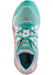 puma chaussures femme faas 1000 bleu rose 38