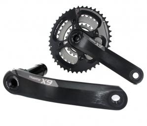 Sram pedalier x9 bb30 3 3 22 33 44 10 vitesses gris sans boitier 175