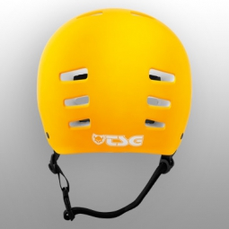 Casque bol TSG EVOLUTION Solid Color Neon Orange