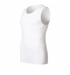 Camiseta De Tirantes Odlo Evolution X Light Hombre Blanco S