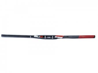FSA 2015 Cintre VTT SLK CSI Plat 31.8x685mm Noir Rouge
