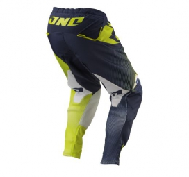ONE INDUSTRIES Pantalon GAMMA DH CZAR Navy Chartreuse