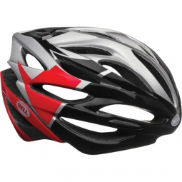 Casque Bell ARRAY Gris/Rouge/Noir