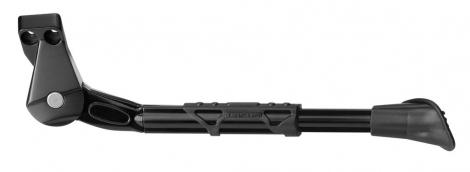 GNK Béquille Latérale Réglable URSUS KING Vélo 26-28'' Ecart 18mm Alu Noir
