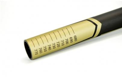 renthal cintre fatbar carbon 780x31 8mm carbone 10