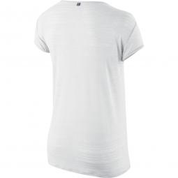 NIKE T-Shirt DRI-FIT TOUCH BREEZE Femme