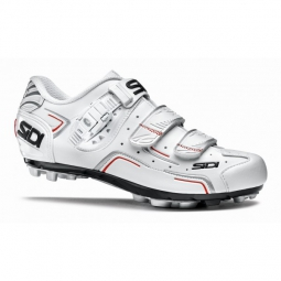 Chaussures vtt sidi buvel blanc 46