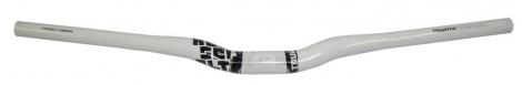 TRUVATIV Cintre HUSSEFELT 31.8x700mm Relevé 20mm Blanc