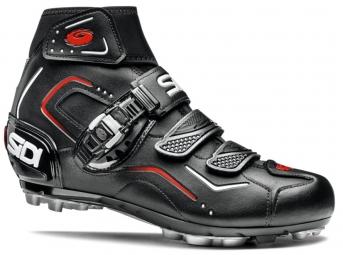 chaussures vtt sidi breeze rain noir 40