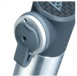 TOPEAK Mini Pump MICRO ROCKET AL Presta válvula