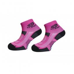 Bv sport paire de chaussettes scr one rose 36 38