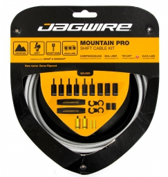 JAGWIRE Kit Dérailleurs MOUNTAIN PRO Sterling Silver