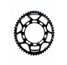 rotor plateau qrings route externe 110 ea noir 50