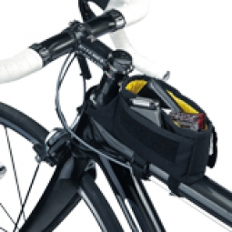 topeak sacoche top tube tribag noir