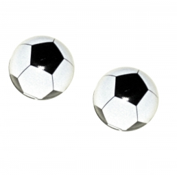 TRIKTOPZ Bouchons de Valves x2 BALLON FOOTBALL