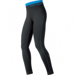 GORE RUNNING WEAR Collant long Femme AIR LONG Noir Bleu