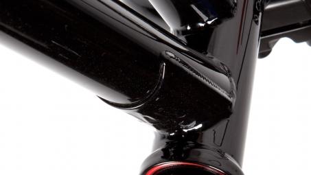 FIT 2015 BMX Complet BENNY 1 Noir x Rouge Sang