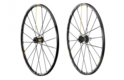 MAVIC 2015 CROSSMAX SL Paire de roues 27.5´´ 6TR Lefty Supermax/12x142mm