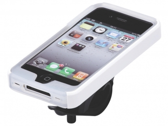 bbb support etui iphone 4 patron blanc