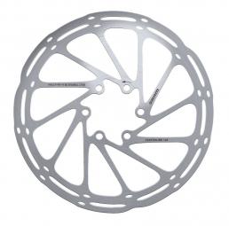 disque sram centerline 6 trous argent 160 mm