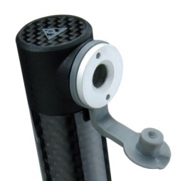 TOPEAK Mini pompe MICRO ROCKET Carbon