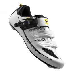 Chaussures Route Mavic Ksyrium elite 2015 Noir Blanc