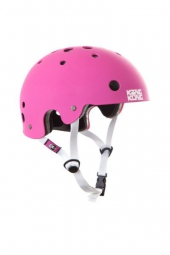 casque bol king kong new fit rose xs 51 53 cm