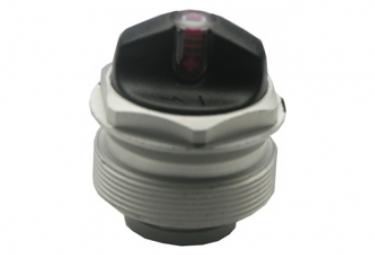 Molette de reglage SR SUNTOUR avec valve pour Fourche à suspension Air