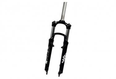 Fourche à suspension SR SUNTOUR XCM 26'' 100mm pivot 1''1/8 255mm